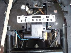 Ural coil mounting