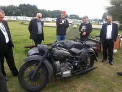 Getting some attention before the DGR